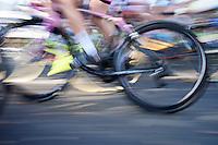 Elite Women's race start action<br /> Koppenbergcross 2015