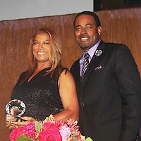 10-01-16 Lamman Rucker - Queen Latifah -  7th Annual Spirit of the Heart Awards Gala