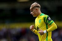 28th August 2021; Carrow Road, Norwich, Norfolk, England; Premier League football, Norwich versus Leicester; Brandon Williams of Norwich City