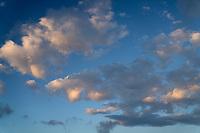 Clouds over Maui, Hawaii