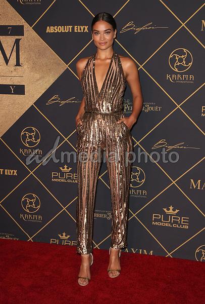 25 June 2017 - Hollywood, California - Shanina Shaik. 2017 MAXIM Hot 100 Party held at the Hollywood Palladium. Photo Credit: F. Sadou/AdMedia