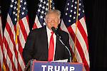 Donald Trump Campaign Rally in Rhode Island