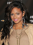 Christina Milian at The WTB Spring 2011 Fashion Show Presented by Richie Sambora & Nikki Lund held at Sunset Gower Studios in Hollywood, California on October 17,2010                                                                               © 2010 Hollywood Press Agency