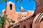 New Mexico Museum of Art in Santa Fe