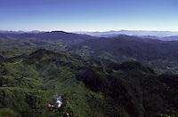 Oceania,Papua New Guinea,inland landscape