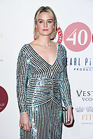 Megan Shandley<br />  arrives for the London Critic's Circle Film Awards 2020, London.<br /> <br /> ©Ash Knotek  D3552 30/01/2020