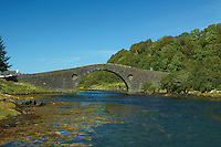 Clachan Bridge, The Bridge over the Atlantic, Seil, Argyll & Bute<br /> <br /> Copyright www.scottishhorizons.co.uk/Keith Fergus 2011 All Rights Reserved