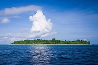 Sipadan Island in Malaysia.