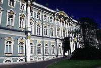 San Pietroburgo facciata del Museo dell'Hermitage