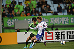 Jeonbuk Hyundai Motors (KOR) vs Yokohama F Marinos (JPN) during the 2014 AFC Champions League Match Day 1 Group G match on 26 February 2014 at Jeonju World Cup Stadium, Jeonju, South Korea. Photo by Stringer / Lagardere Sports
