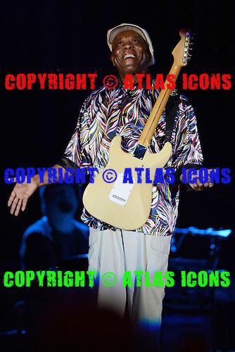 COCONUT CREEK, FL - NOVEMBER 11 : Buddy Guy performs at the Seminole Coconut Creek Casino on November 11, 2012 in Coconut Creek , Florida.( Credit Larry Marano/AtlasIcons.com (C) 2012 )
