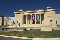 art museum, New Orleans, Louisiana, LA, New Orleans Museum of Art in New Orleans.