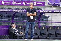 FC Barcelona's coach Quique Setien during La Liga match. July 11,2020. (ALTERPHOTOS/Acero)<br /> 11/07/2020<br /> Liga Spagna 2019/2020 <br /> Valladolid - Barcelona <br /> Foto Alterphotos / Insidefoto <br /> ITALY ONLY