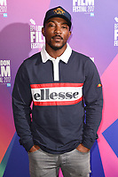 """Ashley Walters<br /> arriving for the London Film Festival 2017 screening of """"Jane"""" at Picturehouse Central, London<br /> <br /> <br /> ©Ash Knotek  D3334  13/10/2017"""