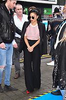 Nicole Scherzinger<br /> arriving for WE Day 2019 at Wembley Arena, London<br /> <br /> ©Ash Knotek  D3485  06/03/2019