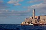 Havana, Cuba, Morro Castle, Gulf of Mexico, Caribbean Sea, Central America