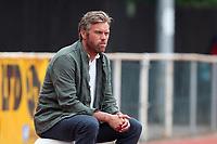 Dagenham manager Daryl McMahon during Hornchurch vs Dagenham & Redbridge, Friendly Match Football at Hornchurch Stadium on 24th July 2021