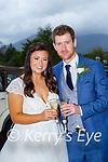 Carissa Murphy, Douglas Co Cork, daughter of Kevin and Cara, and Pairic Sheehan, Knocknamon, Milltown son of Timothy and Susan, who were married in St Mary's Cathedral on Friday, Fr Kevin O'Sullivan officiated at the ceremony, best man was Steven Colgan, groomsmen were Chloe Murphy, Hayley Murphy and Erin O'Sullivan, flowergirl was Nell Sheehan, pageboys were Oisin Sheehan and Liam Sheehan, reception was held in the Killarney Oaks Hotel and the couple will reside in Cork