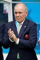 Argentina manager Alejandro Sabella
