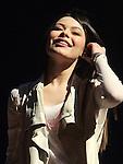 Miranda Cosgrove, star of the Nickelodeon TV series iCarly, performs on her Dancing Crazy Tour Feb. 2011. .Copyright EML/Rockinexposures.com