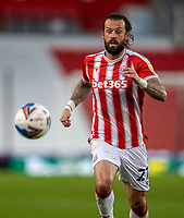 31st October 2020; Bet365 Stadium, Stoke, Staffordshire, England; English Football League Championship Football, Stoke City versus Rotherham United; Steven Fletcher of Stoke City