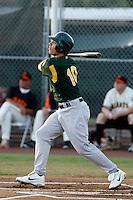 Royce Consigli - AZL Athletics - 2009 Arizona League.Photo by:  Bill Mitchell/Four Seam Images..
