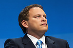 © Joel Goodman - 07973 332324  . 03/10/2011 . Manchester, UK . GRANT SHAPPS at the 2011 Conservative Party Conference at the Manchester Central Convention Centre (formerly GMex) . Photo credit: Joel Goodman