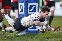 London Scottish Football Club v Ospreys Premiership Select 16/01/16