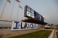 SAN JOSE, CA - SEPTEMBER 13: Earthquakes Stadium at Earthquakes Stadium on September 13, 2020 in San Jose, California.