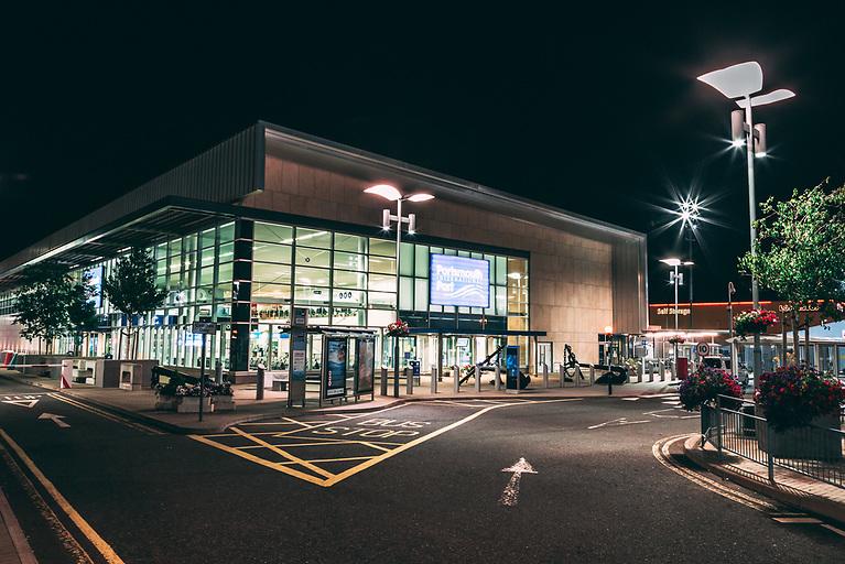Portsmouth Port terminal