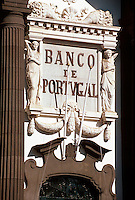 Portugal, Madeira, Banco de Portugal in Funchal