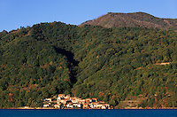 Italien, Orta-See in  Piemont