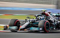 8th October 2021; Formula 1 Turkish Grand Prix 2021 free practise at the Istanbul Park Circuit, Istanbul;  BOTTAS Valtteri fin, Mercedes AMG F1 GP W12 E Performance