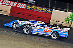 Feb 11, 2011; 8:57:57 PM; Gibsonton, FL., USA; The Lucas Oil Dirt Late Model Racing Series running The 35th annual Dart WinterNationals at East Bay Raceway Park.  Mandatory Credit: (thesportswire.net)