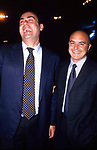 NICOLA  E LUCA ZINGARETTI - PALAZZO DEI CONGRESSI PER VELTRONI SINDACO ROMA 2001