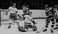 Dave MacQueen Ottawa 67's 1977-78. Photo Scott Grant