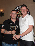 Darts League Presentations 2013