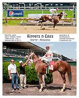 Kippers n' Eggs winning at Delaware Park on 6/20/13