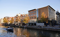 Nederland  Amsterdam -  2020.  Het Anne Frank Huis.   Foto : ANP/ HH / Berlinda van Dam