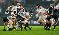 Saturday 15th February 2020 | Ospreys vs Ulster Rugby<br /> <br /> Marcell Coetzee in action during the PRO14 Round 11 clash between the Ospreys and Ulster Rugby at the Liberty Stadium, Swansea, Wales. Photo by John Dickson/DICKSONDIGITAL