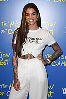 """Darylle Sargeant<br /> arriving for the premiere of """"The Miseducation of Cameron Post"""" screening at Picturehouse Central, London<br /> <br /> ©Ash Knotek  D3424  22/08/2018"""