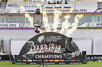 New Zealand, World Test Championship Final Winners during India vs New Zealand, ICC World Test Championship Final Cricket at The Hampshire Bowl on 23rd June 2021