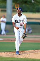 Zachary Bird - 2012 AZL Dodgers (Bill Mitchell)