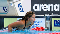 100m Backstroke Women<br /> Final<br /> GAETANI Erika ITA Italy<br /> swimming, nuoto<br /> LEN European Junior Swimming Championships 2021<br /> Rome 2178<br /> Stadio Del Nuoto Foro Italico <br /> Photo Andrea Masini / Deepbluemedia / Insidefoto