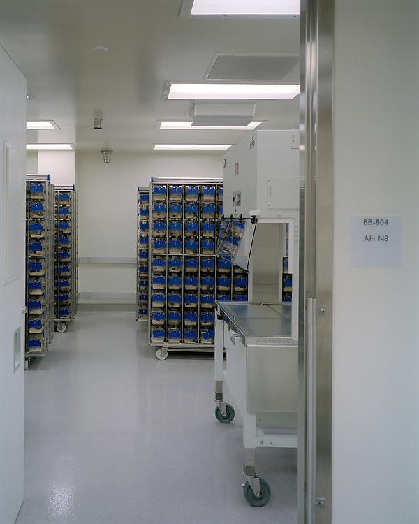National Institutes of Health John Edward Porter Neurosciences Research Center   Rafael Viñoly Architects