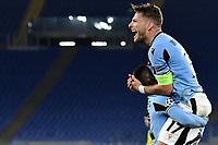 20201020 Calcio SS Lazio Borussia Dortmund Champions League