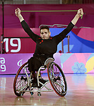 Vincent Dallaire, Lima 2019 - Wheelchair Basketball // Basketball en fauteuil roulant.<br />