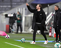 3rd January 2021, Allianz Arean, Munich Germany; Bundesliga Football, Bayern Munich versus FSV Mainz; Trainer Jan Siewert (FSV Mainz 05)
