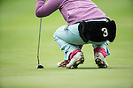 Saraporn Chamchoi of Thailand putts at the 16th green during Round 2 of the World Ladies Championship 2016 on 11 March 2016 at Mission Hills Olazabal Golf Course in Dongguan, China. Photo by Victor Fraile / Power Sport Images