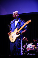 Buddy Guy in concert at VooDoo Lounge in Harrah's Casino, Maryland Heights, MO on Dec 11, 2008.